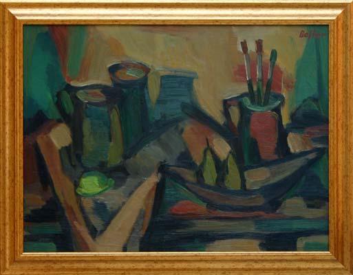 Bartl József - Csendélet - 1972
