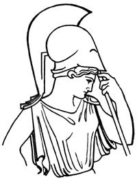 Palas Atenea - Diosa de la sabiduría