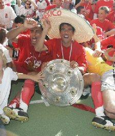 El Stuttgart conquista su primera Bundesliga en 15 años - May/2007