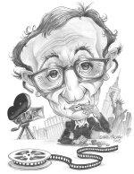 Woody Allen visto por Marc Pageau