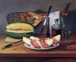 Jamón con melón - Juan Manuel Perez