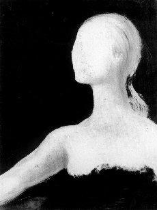 Dalí-Cabeza de mujer
