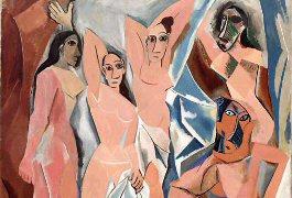 Picasso - Mujeres de Avignon