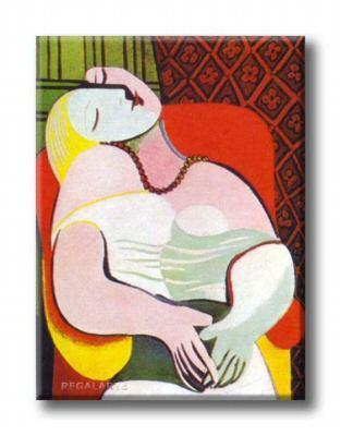 Picasso - el sueño
