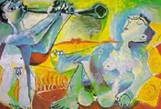 Picasso - Sueños eróticos