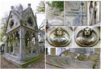Mausoleo  - Abelardo y Heloisa